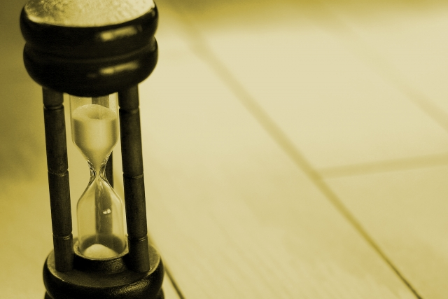 「時間に追われる」と「時間を先取り」の違い